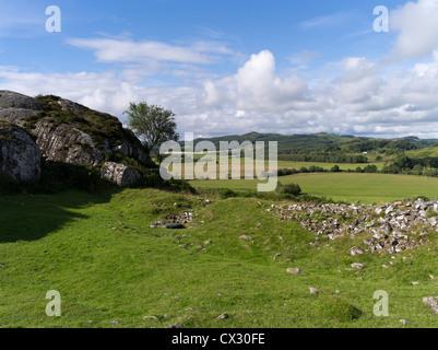 dh Kilmartin Glen DUNADD ARGYLL Dunadd Hillfort Crag fort Dalriada