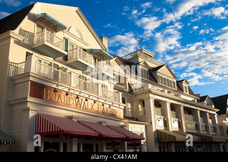 Swan and Dolphin hotel Disneyland Orlando Florida - Stock Photo