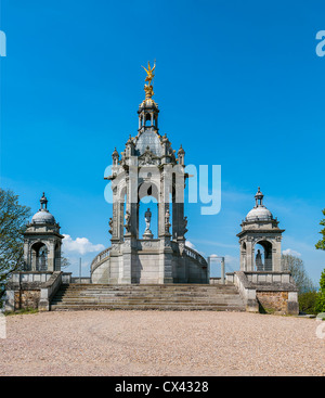 Joan of Arc monument, Rouen, France, Europe - Stock Photo