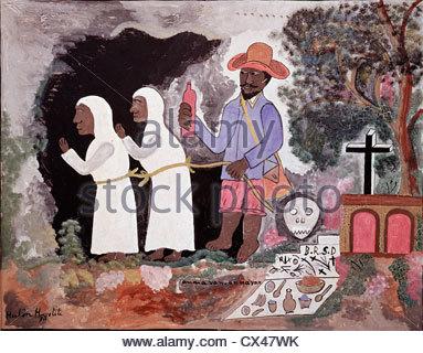 """The Secrets of Haiti's Living Dead"" by Del Guárico"