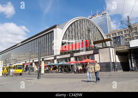 Around Alexanderplatz Berlin - Stock Photo