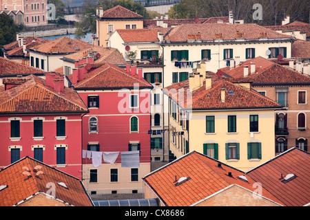 Tile roof Venice Italy Stock Photo: 39228431 - Alamy