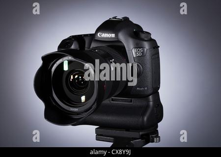 Canon Camera EOS 5D MK3 - Stock Photo