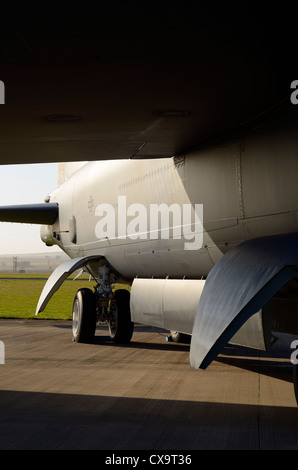USAF BOEING B-52 STRATOFORTRESS. - Stock Photo