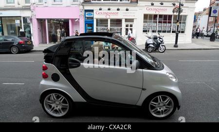 Smart Car Convertible For Sale London