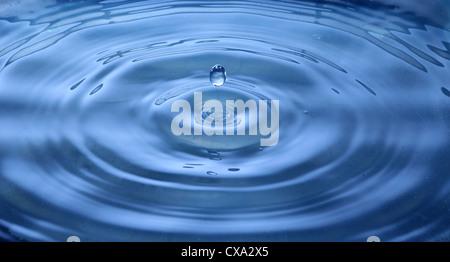 Water drop - Stock Photo