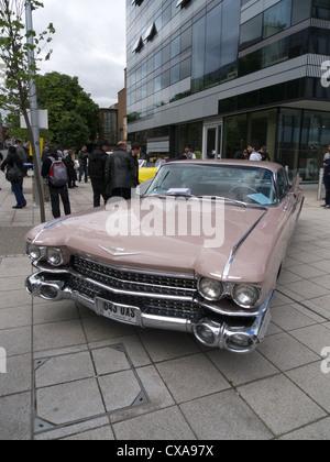 1959 Classic Cadillac Eldorado American Car - Stock Photo