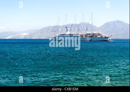 Agios Nikolaos Crete, Greece - Stock Photo