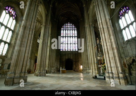 Canterbury Cathedral, Kent, England, UK - Stock Photo