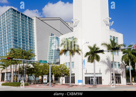 Adrienne Arsht Center for the Performing Arts, Miami, Florida, United States of America, North America - Stock Photo