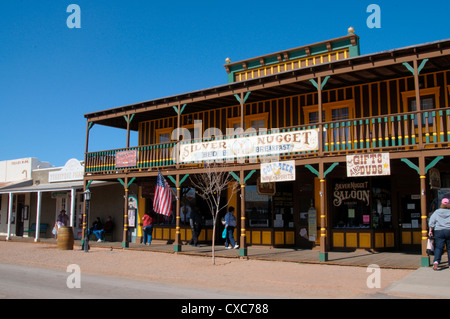 Tombstone, Arizona, United States of America, North America - Stock Photo