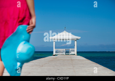 Bahamas, West Indies, Caribbean, Central America - Stock Photo