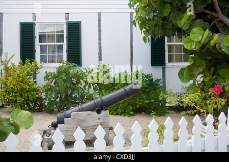 National Museum in George Town, Grand Cayman, Cayman Islands, Greater Antilles, West Indies, Caribbean, Central - Stock Photo