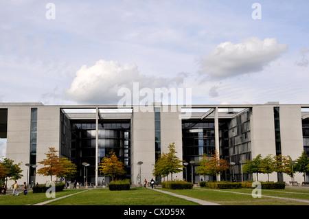 Paul Loebe building Berlin Germany - Stock Photo