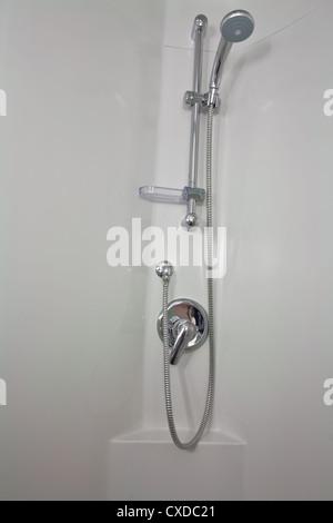 shower cabin - Stock Photo