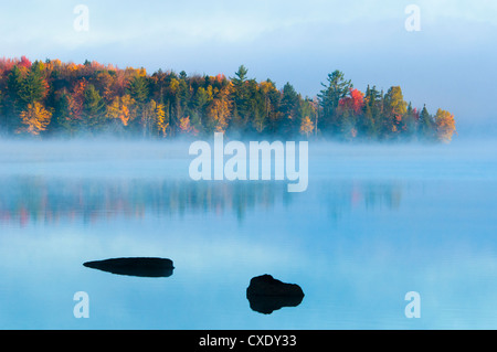 Lake Umbagog, New Hampshire, New England, United States of America, North America - Stock Photo
