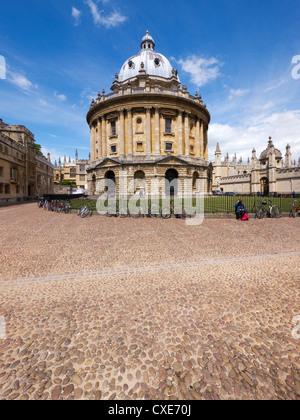 Radcliffe Camera, Oxford, Oxfordshire, England, UK - Stock Photo