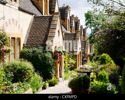 winchcombe the cotswolds gloucestershire the midlands england uk - Stock Photo