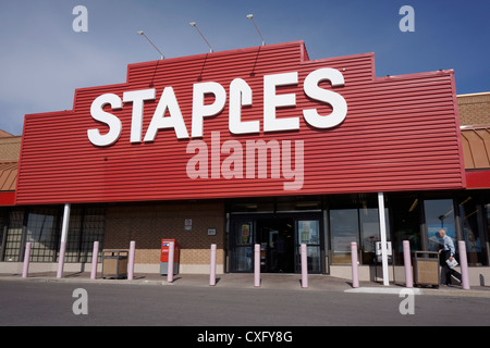 After Merger With Office Depot ...
