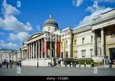 The National Gallery - Stock Photo
