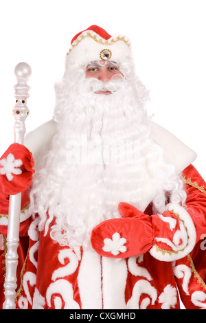 Ded Moroz (Father Frost) - Stock Photo