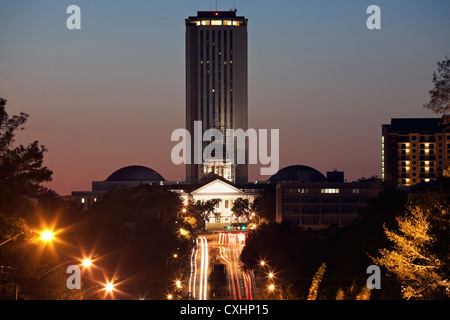 State Capitol Building in Tallahassee - Stock Photo