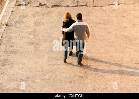 Two Lovers - Stock Photo