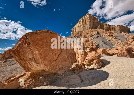 Nipple Bench area, Smoky Mountain Road, near Lake Powell and Grand Staircase Escalante National Monument, Colorado - Stock Photo