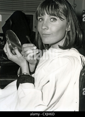 SANDIE SHAW UK pop singer about 1967 - Stock Photo