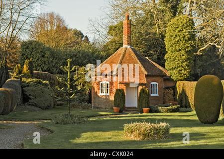 UK Oxfordshire Stoke Row Maharajahs Well - Stock Photo