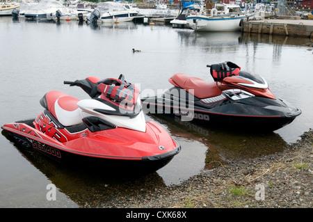 Jet Ski Jetski Skis Jetskis Sea Water Boat Ride Riding Passenger