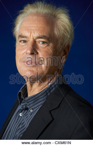 Ian Robertson neuroscientist, clinical psychologist and writer of The Winner Effect at The Edinburgh International - Stock Photo