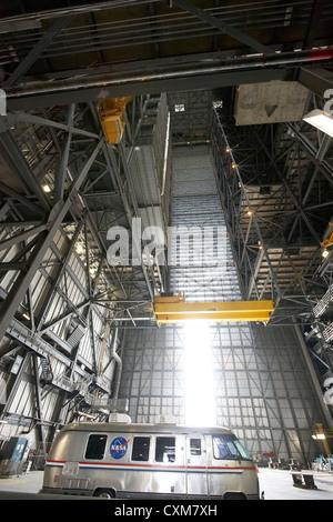nasa vehicle assembly building interior - photo #11