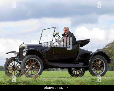 Ford Model T classic old vintage car - Stock Photo