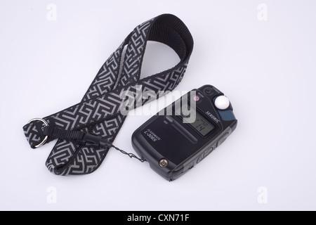 308s Sekonic light meter - Stock Photo