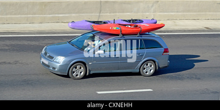 Canoe Touring England