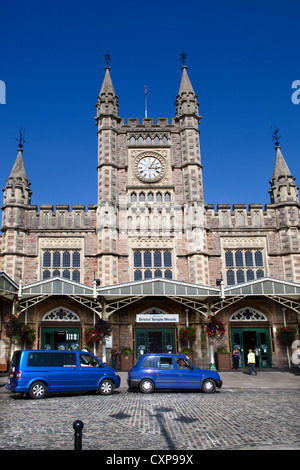 Temple Meads Railway Station Bristol - Stock Photo
