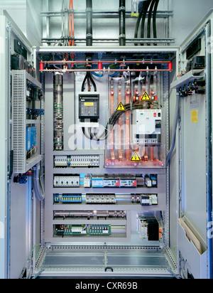 Switch box - Stock Photo
