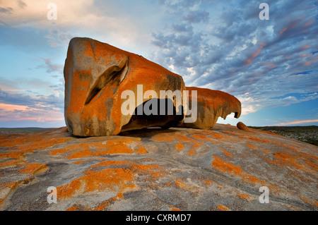Remarkable Rocks at dawn. - Stock Photo