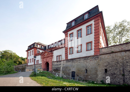 Former Citadel of Mainz, Department of Urban Planning, Mainz, Rhineland-Palatinate, Germany, Europe, PublicGround - Stock Photo