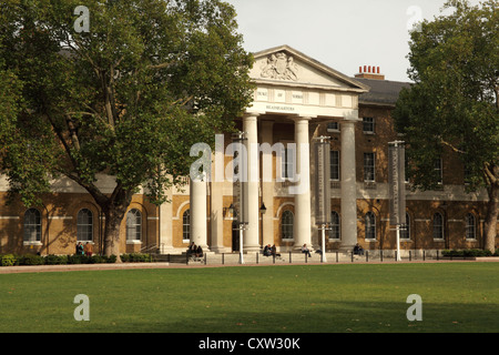 The Saatchi Gallery at the Duke of Yorks HQ in Kings Road Chelsea London - Stock Photo