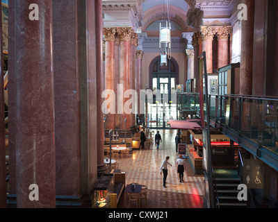 Royal Exchange Theatre, Manchester - Stock Photo