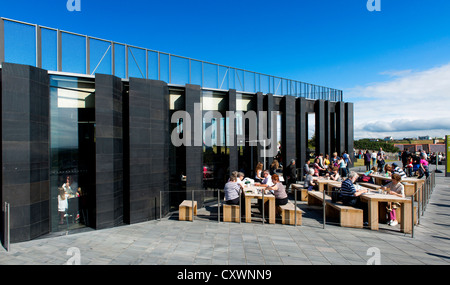 Giant's Causeway Visitor Centre, Northern Ireland - Stock Photo