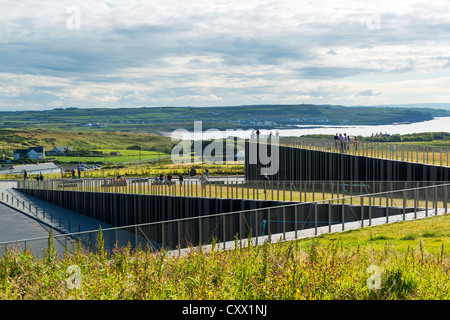 Giant's Causeway, County Antrim, Northern Ireland - Stock Photo