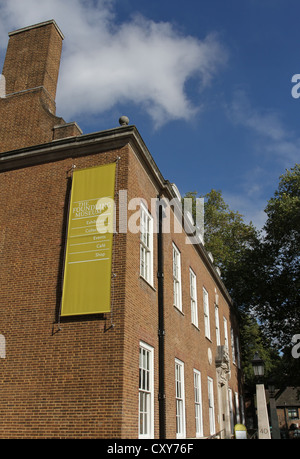 Exterior of Foundling Museum London October 2012 - Stock Photo