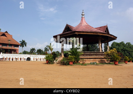 Napier Museum of Art and Natural history Trivandrum Kerala India - Stock Photo