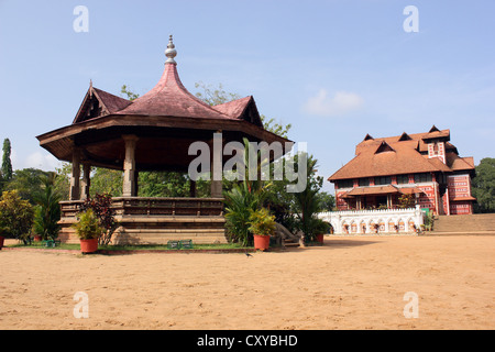 Napier Museum of Art and Natural history Trivandrum Kerala India - Stock Photo