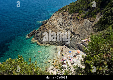 Marciana Marina, Isola d'Elba, Elba, Tuscany, Italy - Stock Photo
