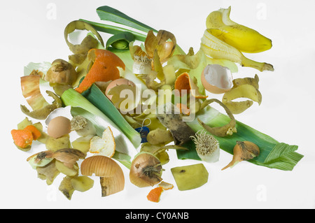 Organic waste - Stock Photo