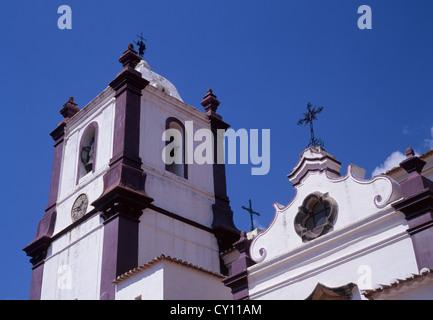 Se Cathedral Church Silves Algarve Region Portugal - Stock Photo